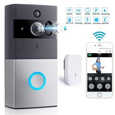 Ulikit Wi-Fi Video Doorbell