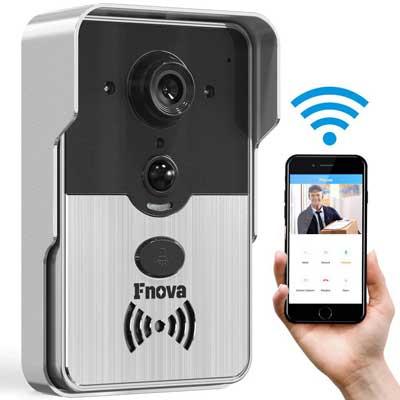 Fnova Video Doorbell Camera