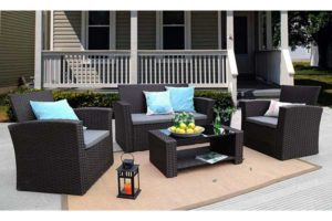 best patio furniture sets reviews
