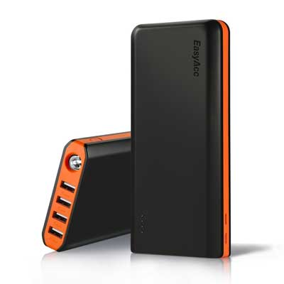 EasyAcc 20000mAh Portable Fast Recharge Power bank