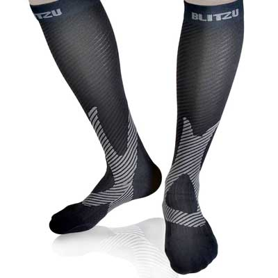 Blitzu Compression socks 20-30mmHg for men and women