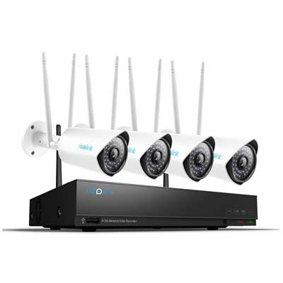 Reolink 1080p Wireless Security Camera System
