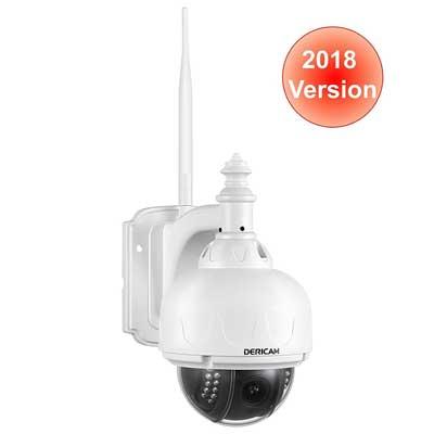 Dericam Outdoor Wi-Fi IP Security Camera