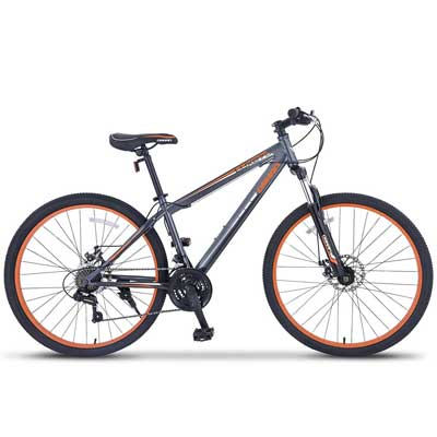 ORKAN Mountain Bike Shimano Hybrid Bike