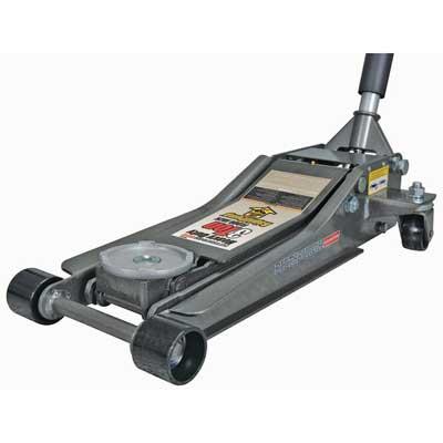 Pittsburgh Automotive 3 Ton Heavy Duty Ultra Low Profile Steel Floor Jack