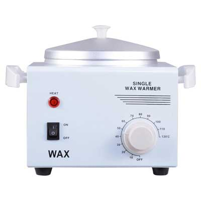 Portable salon Electric Hot Wax Warmer Heater Facial Skin Hair Removal