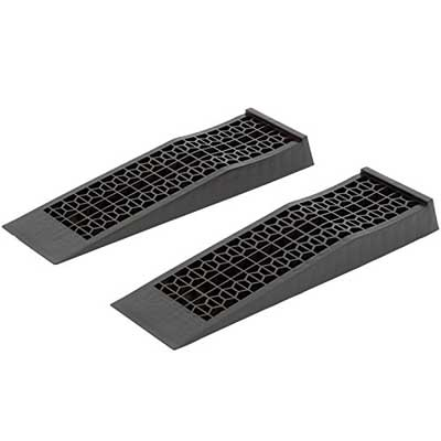 Discount Ramps 6009-V2 Plastic Car Service Ramp, 2 Packs