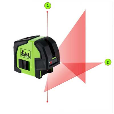 Professional Cross Line Laser Level