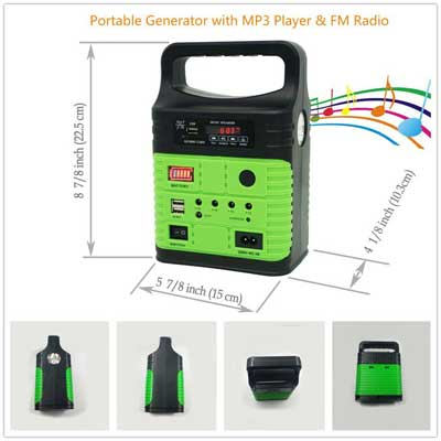 Top 10 Best Portable Solar Generator Systems In 2019 Reviews