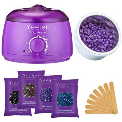 Yeelen hair Removal Hot wax warmer