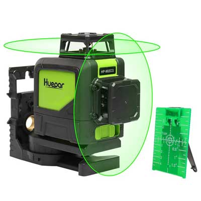 Huepar Self-Levelling 360 Laser Level