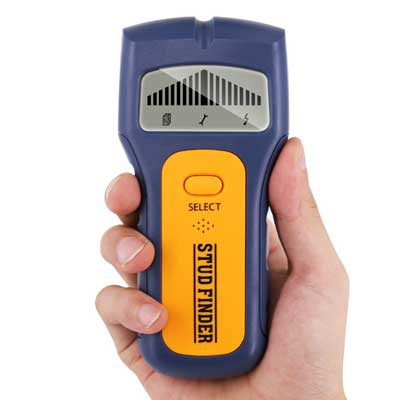 Electric Stud Finder, Multi Scanning Wall sensor with Sound warning