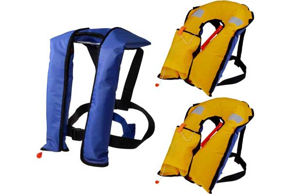 best inflatable life vests reviews
