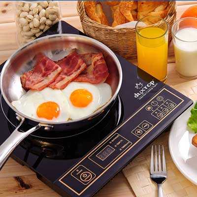 Duxtop 8100MC 1800W Portable Induction Cooktop