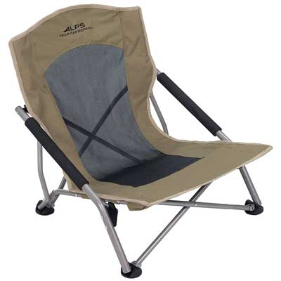 APLS Mountaineering Rendezvous Folding Camp Chair