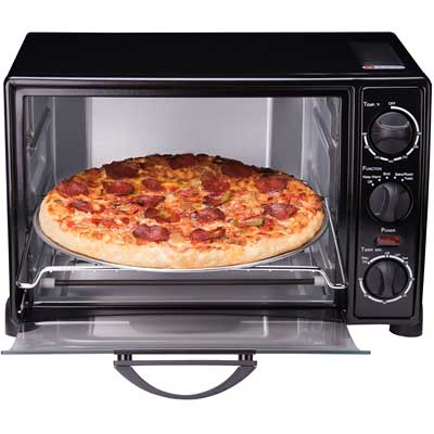 Rosewill RHTO-13001 6 Slice Toaster Oven Broiler