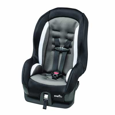 Evenflo Tribute Sports Convertible Car Seat, Maxwell