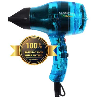 Professional Ionic Hair Dryer Handcrafted in France for Europe's finest Salons