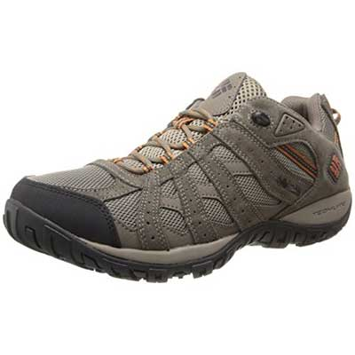 Columbia Men's Redmond Waterproof Hiking Shoes