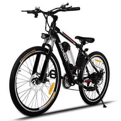 ANCHEER Electric Mountain Bike WITH 36V