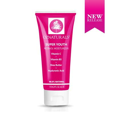 OZNaturals Pure Retinol Cream