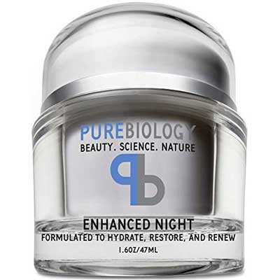 Pure Biology Anti-Aging Night Cream