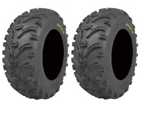 Powersports BundlePair of Kenda Bear Claw 6ply ATV Tires