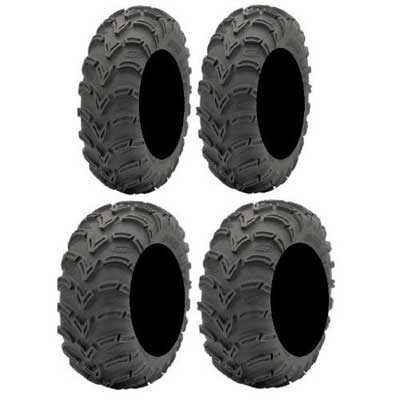 ITP Full set Mud Lite 6ply ATV Tires