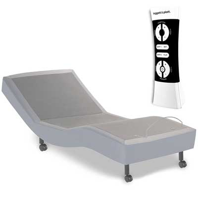 Classic Brands Adjustable Comfort Adjustable Affordamatic Bed Base