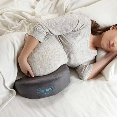 hiccapop Pregnancy Pillow Wedge for Maternity