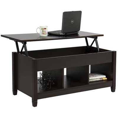 Best Choice Products Home Lift Top Coffee Table