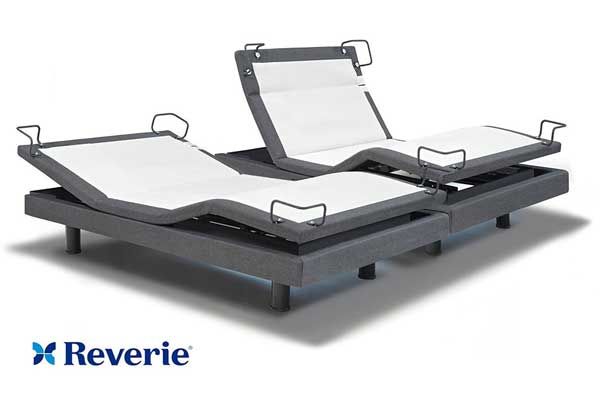 Reverie DynastyMattress Adjustable Bed Base, 8Q-Series