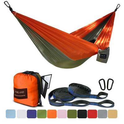 FARLAND Outdoor Camping Hammock