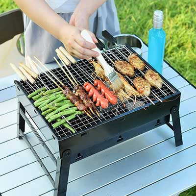 Top 10 Best Charcoal Grill in 2019 Reviews