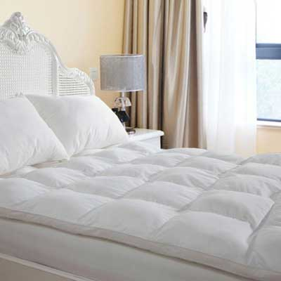 Duck & Goose Co Plush Durable Premium Hotel Quality Mattress Topper