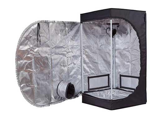 Hongruilite Hydroponic Indoor Grow Tent Room