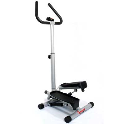 Sunny Health & Fitness NO. 059 Twist Stepper Step Machine