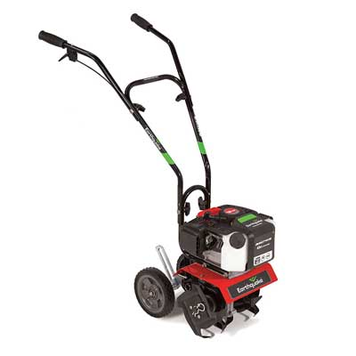 Earthquake MC43 Mini Cultivator Tiller with 43cc 2-Cycle Viper Engine
