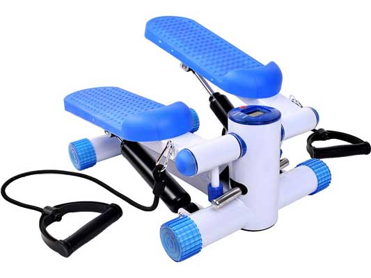 Air Stair Climber Stepper Exercise Machine