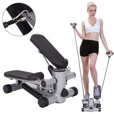 Goplus Step Air Climber Stepper