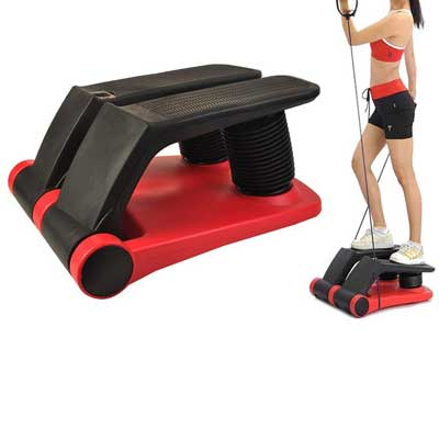 Homgrace Lightweight Portable Air Stepper