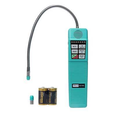 Signstek Portable AC Refrigerant Halogen Gas Leakage Detector Tester