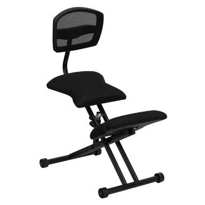 Offex WL-3440-GG Ergonomic Kneeling Chair