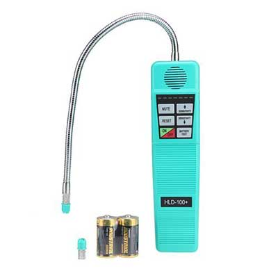 MYPIN Pro Advanced Portable AC Freon Halogen Refrigerant Gas Leakage Leak Detector