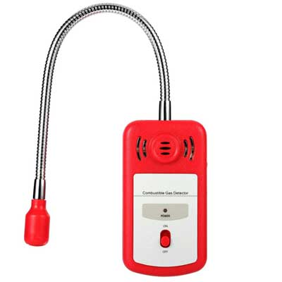 SGILE Natural Gas Detector, Combustible Gas Sniffer