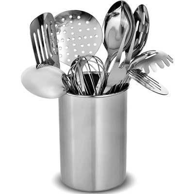 Ensemble d'ustensiles de cuisine 10 pièces FineDine Premium Stylish