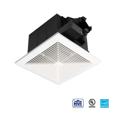 Ultra Quiet Ventilation Fan Bathroom Exhaust Fan by Win Air