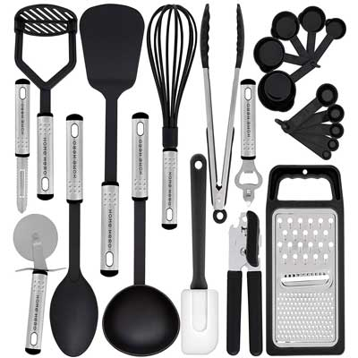 HomeHero Kitchen Utensil Set