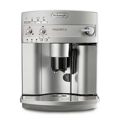 DeLonghi ESAM3300 Magnification Super-Automatic Espresso/Coffee Machine