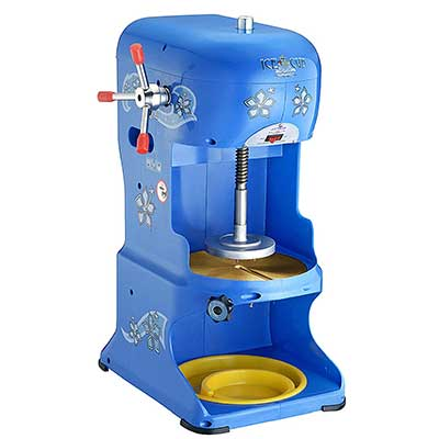 Great Northern Premium Quality Ice Cub Shaved Ice Machine